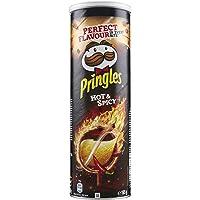 Pringles Patatine Hot e Spicy - 165 g