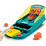 Popsugar Finger Basketball Shooting Table Game with 3 pockets Fun Sports Toy for Kids