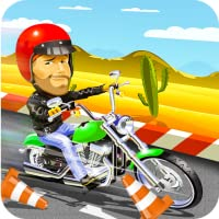 Star Motorrad Highway Angriff Rennen