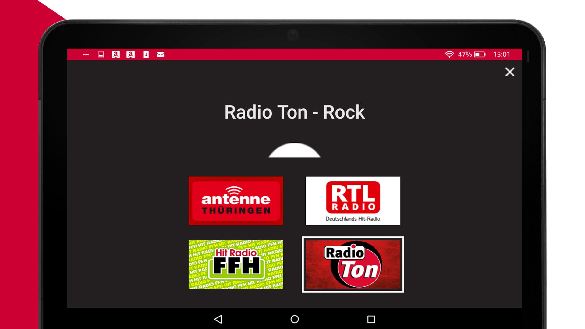 Kostenlose Radio Apps