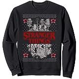 Netflix Stranger Things Ugly Christmas Sweater Style Sweatshirt