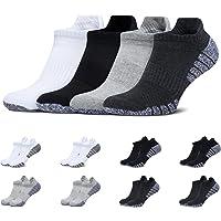 BUTTBILL Chaussettes Homme Femme de 8 Paires Sport Coton Socquettes Respirant Chaussette Courtes