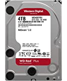 "WD Red 4TB 3.0"" NAS Disque dur interne - 5400 RPM Class, SATA 6 Gb/s, CMR, 64Mo Cache - WD40EFRX"