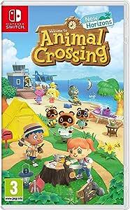 Animal Crossing : New Horizons pour Nintendo Switch - Import italien, jouable en français