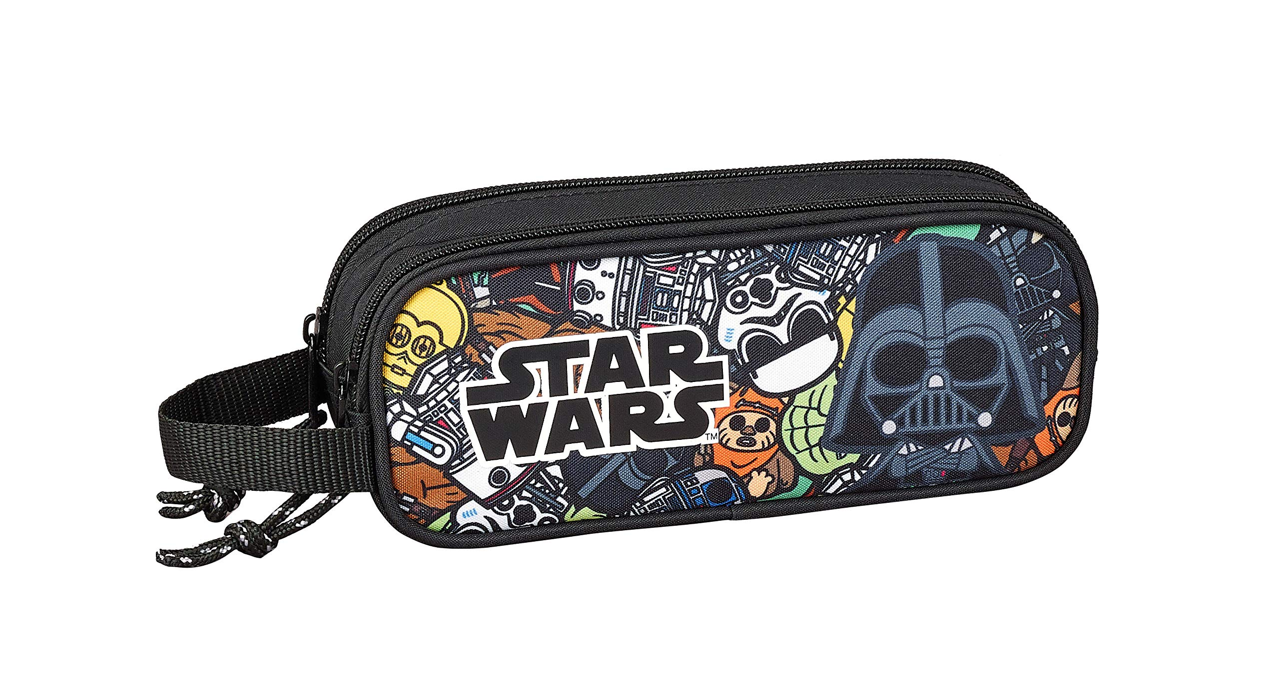 Star Wars Galaxy Oficial Estuche Escolar 210x60x80mm