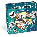 """HUCH! 880352"""" Haste Worte Würfelspiel, Bunt"""