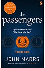 The Passengers: A near-future thriller with a killer twist Kindle Edition