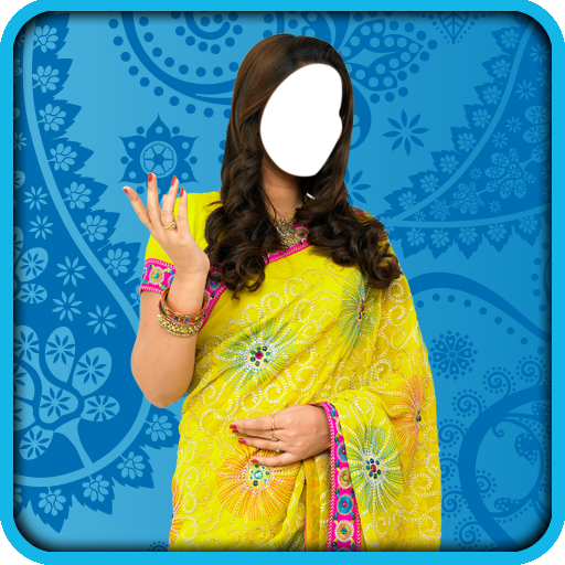 (Saree Photo Editor)