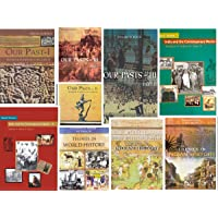 ALL NCERT HISTORY BOOKS FOR Class - 6 TO 12 (ENGLISH MEDIUM) IN COMBO PACK for UPSC Prelims / Main / IAS / Civil…