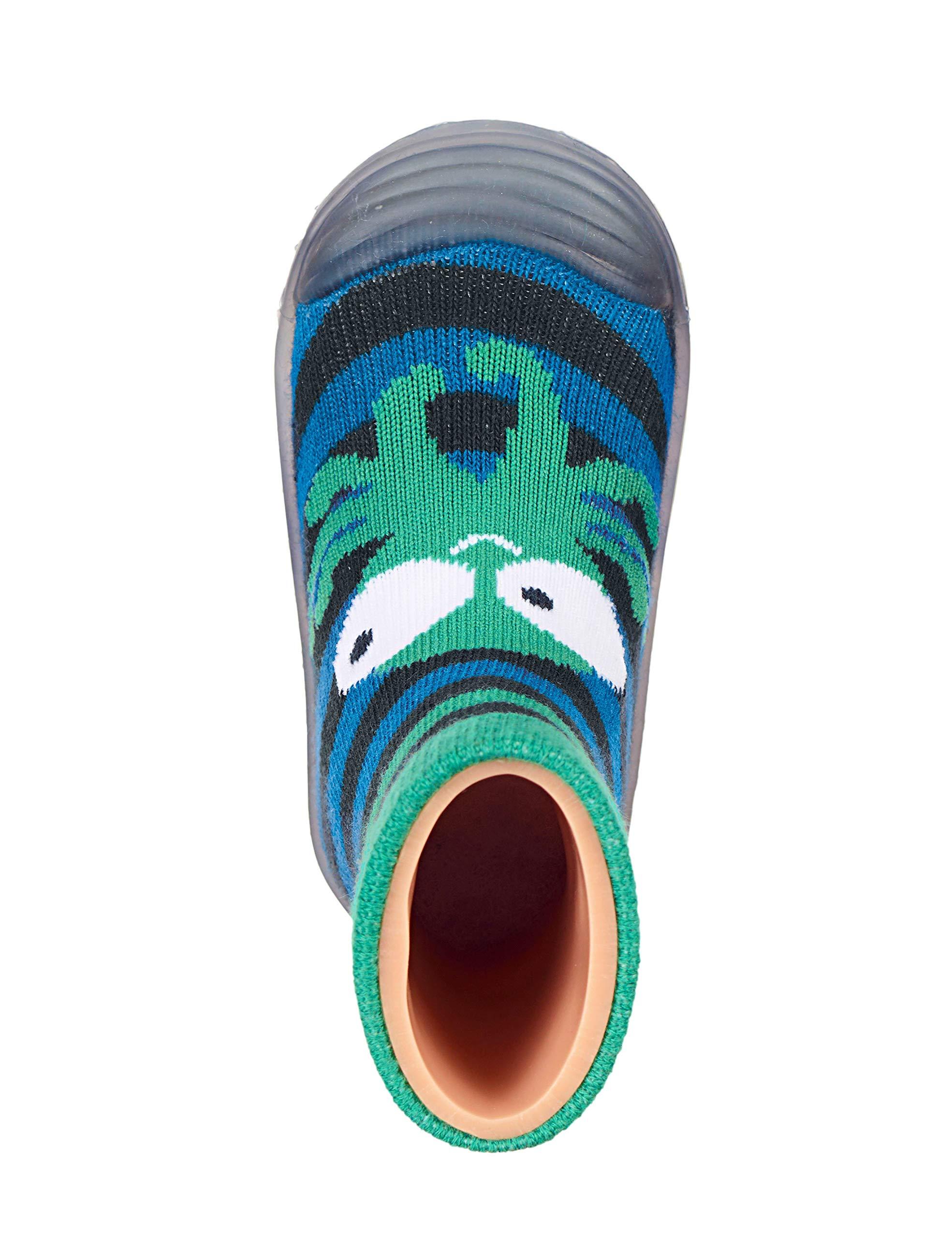 Sterntaler Adventure-Socks Qualle, Zapatillas Impermeables para Niños 5