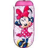 Worlds Apart 406MTM Junior-ReadyBed – sovsäck för barn och luftsäng i ett, trä, rosa, 150 x 62 x 20 cm