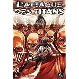 L'attaque des titans, Tome 31 :