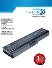 Fugen Laptop Battery 6 Cell for Toshiba Satellite C600 C645 C650 C655 C675 L600 L630 L635 L640 L645 L650 L655 L670 L675 PA3634U-1BRS PA3817U-1BRS