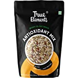 True Elements Antioxidant Mix Seeds 125g - Roasted Sunflower, Pumpkin, Flax, Watermelon, Chia & Goji Berries, Healthy Snacks,