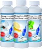 TV unser Original Clinical Clean Mop Duftset 3-tlg Ocean, Lemon, Mint, 750 ml