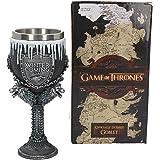 Game of Thrones Kelch deluxe House Stark Schattenwolf Wappen 180ml