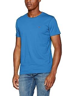 Bekleidung Shirt T Gant Herren Solid Txzw18YqI