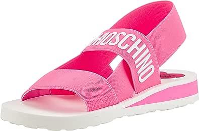 Love Moschino, Sandali Da Donna, Collezione Primavera Estate 2021