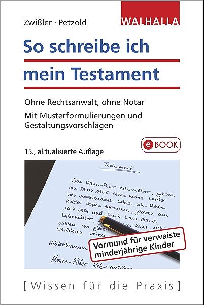 Berliner Testament Vorlage Stiftung Warentest 2021 8