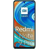 """Xiaomi Redmi Note 9 Pro Smartphone 6GB RAM 128GB ROM 6.67"""" DotDisplay 64MP AI Quad Camera 5020mAh (typ)* NFC Grün…"""