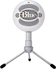Blue Microphones Snowball iCE Condenser Microphones (White)