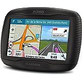 Garmin Zumo 345 LM - GPS Moto - 4,3 Pouces - Carte Europe 24 Pays gratuites à vie