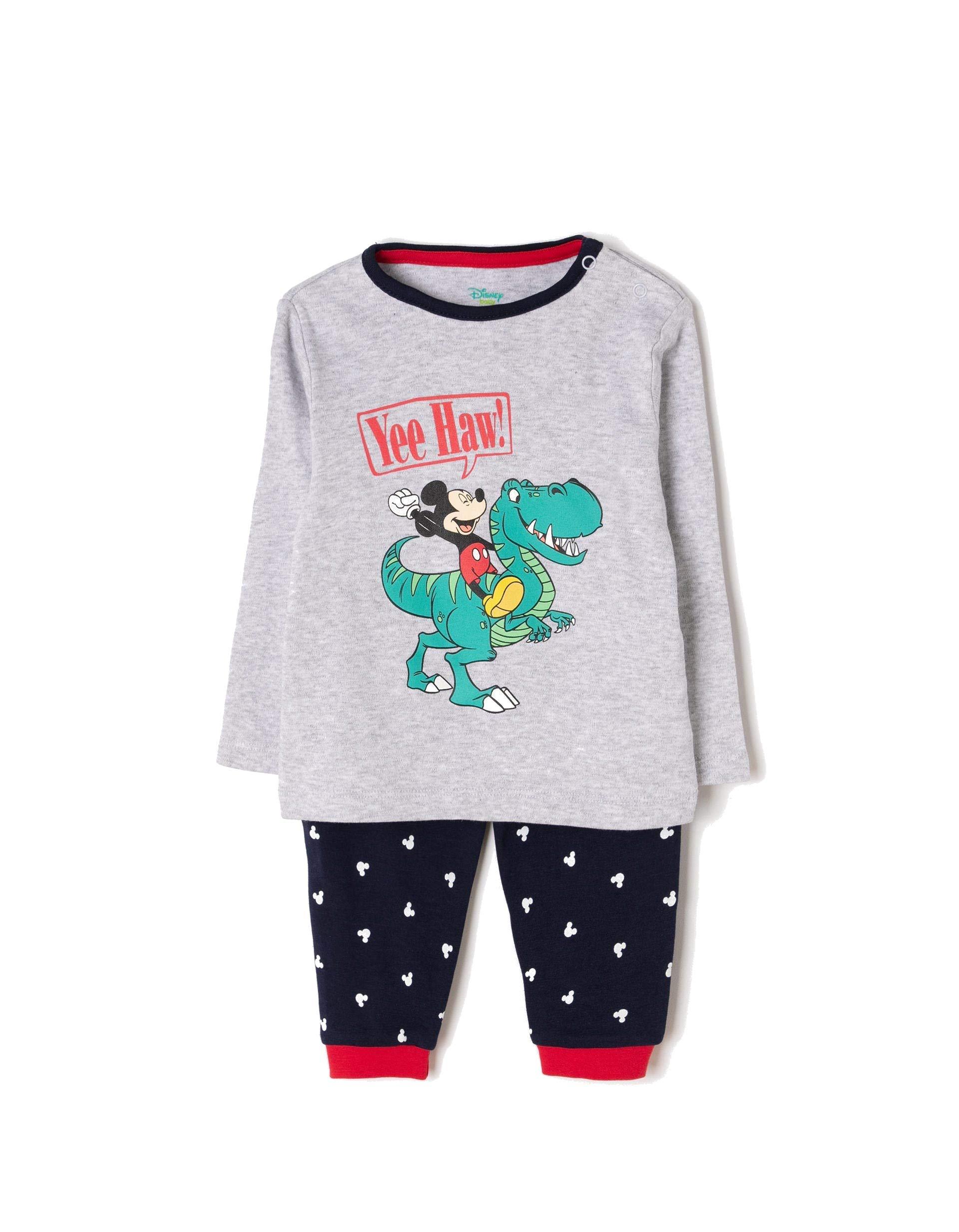 ZIPPY Mickey ZY Conjuntos de Pijama para Bebés 1