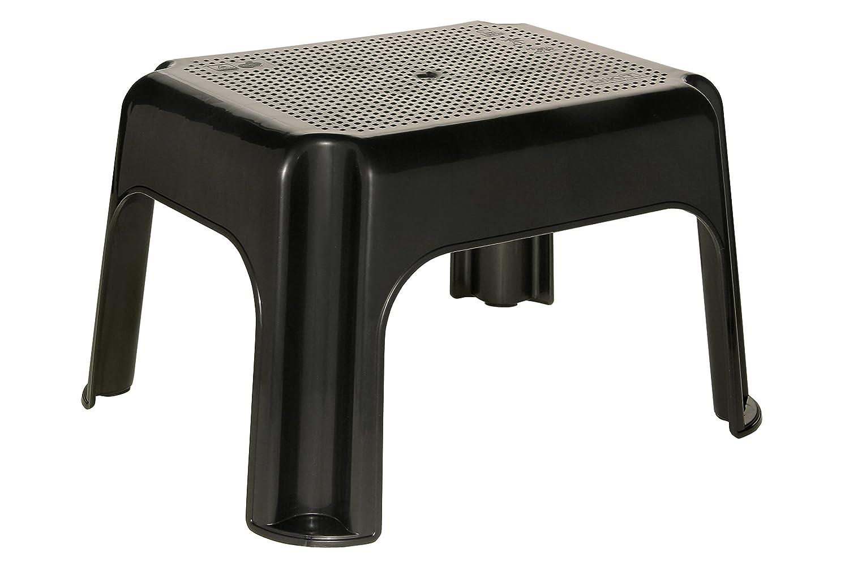 Okt 2053607 tabouret plastique graphite amazon fr cuisine maison