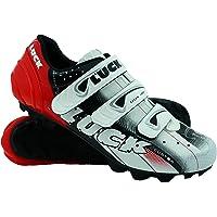 LUCK Zapatilla de Ciclismo Extreme MTB, con Suela de carbono Y 3 velcros para Una