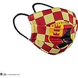 Cinereplicas - Masque barrière réutilisable tissu - Harry Potter - Adulte & XS- AFNOR - testé 40 lavages