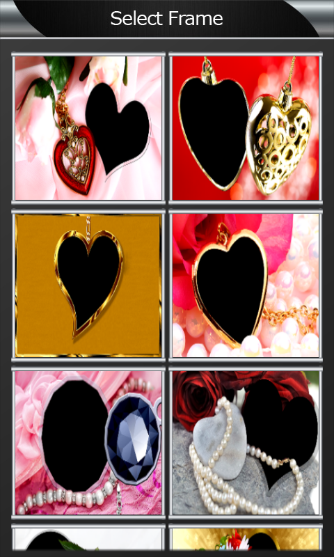 Locket Photo Frames: Amazon.co.uk: Appstore for Android