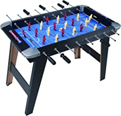 Toyshine Big Size Foosball, Mini Football, Table Soccer Game (8 Rods, 36inches)