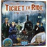 Asmodee: Ticket to Ride: United Kingdom + Pennsylvania, Espansione Gioco da Tavolo, Per Giocare è Necessario il Gioco Base Ti