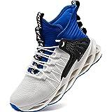 VcnKoso Uomo Scarpe da Ginnastica Donna Corsa Casual Palestra Running Camminata Traspirante Fitness Outdoor Sportive Sneakers