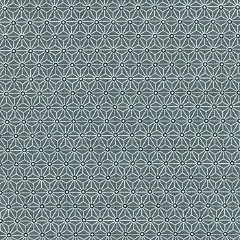 "63/"" Geometric grey on white 100/% Cotton Printed Fabric meter width 160 cm"