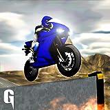 Schweren Motorrad stunts Driver Simulator 3D