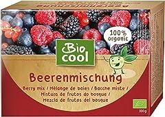 BioCool Mix de Frutos Rojos, 300g (Congelado)