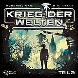 Krieg der Welten - Teil 2 von 3 (Hörspiel nach H.G. Wells)