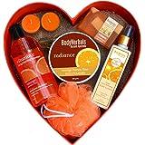 BodyHerbals Orange Signature Collections Skin Care Gift Set (Orange Honey Body Polisher 200gms; Orange Body Lotion 200 ml; Or