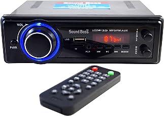 Sound Boss SB-2001 Car MP3 Player