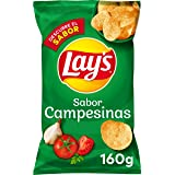 Lay'S Patatas Fritas Sabor Campesinas, 160g