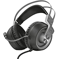 Trust GXT 4374 Ruptor Confortevoli Cuffie Gaming Over-Ear con Unità Altoparlante da 50 mm, PC, PS4, Xbox One, Switch…