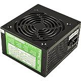 Tacens Anima APII500 - Alimentation ordinateur (500 W, 12 V, ventilateur 12 cm, ATX, anti-vibration), noir