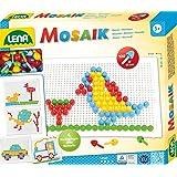 Lena 35603 steekspel mozaïekset, 100 gekleurde stekers
