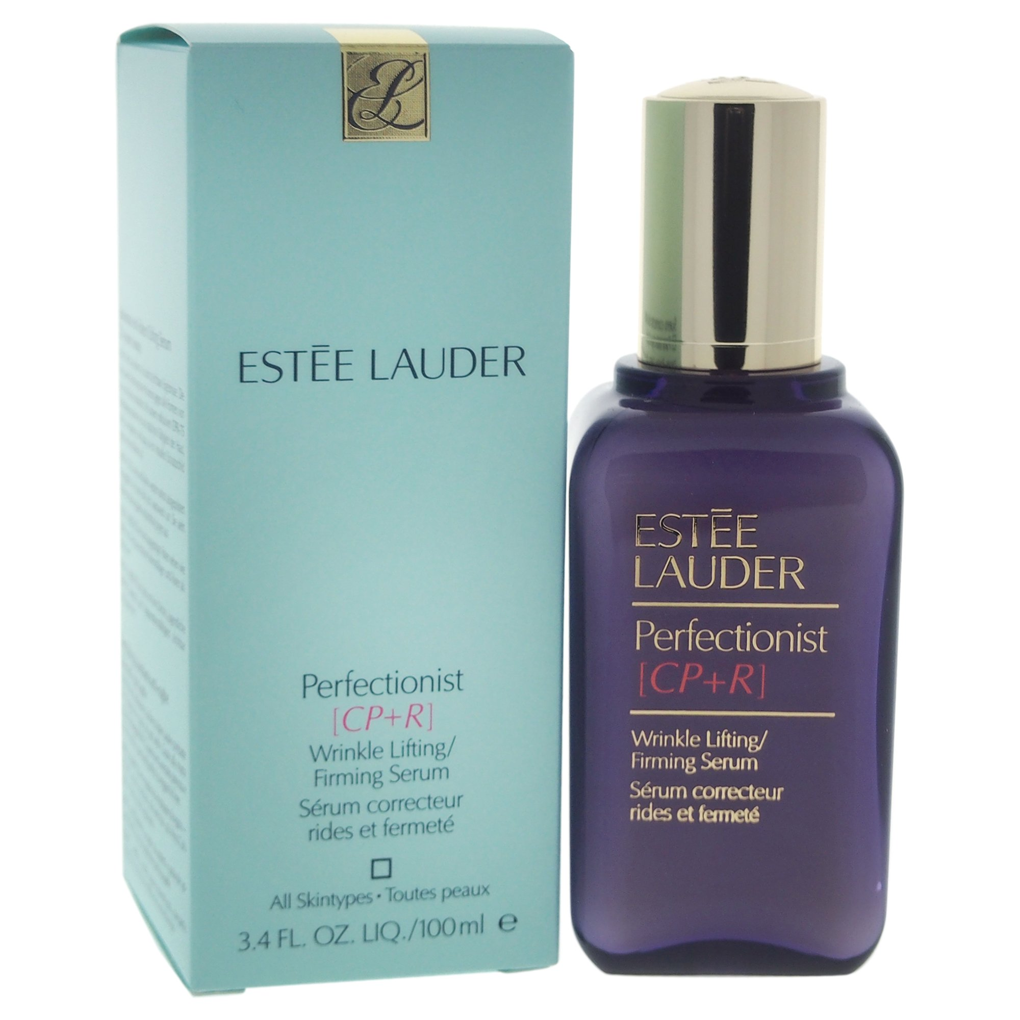 Estee lauder perfectionist wrinkle lifting firming serum cream for uni.