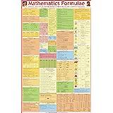 Maths Formulas Chart | 55 x 90 cm | LAMINATED