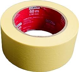 CON:P Kreppband 50 mm x 50 m, 1 Stück, B22298