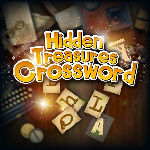 Hidden Treasures Crossword (Kindle Tablet Edition) Htc Fusion