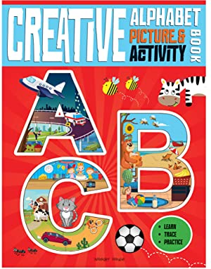 Creative Alphabets Picture and Activity Book