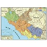 Cartina Stradale Abruzzo Molise.Carta Geografica Murale Regionale Abruzzo Molise 100x140 Bifacciale Fisica E Politica Amazon It Cancelleria E Prodotti Per Ufficio